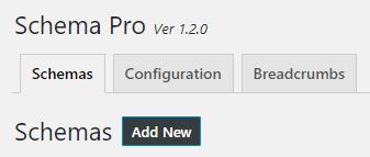 Add new schema type