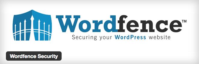 WordFence Security plugin for WordPress websites