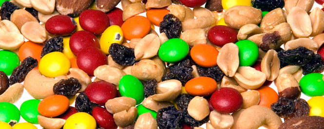 Mix up images you use on your site like trail mix
