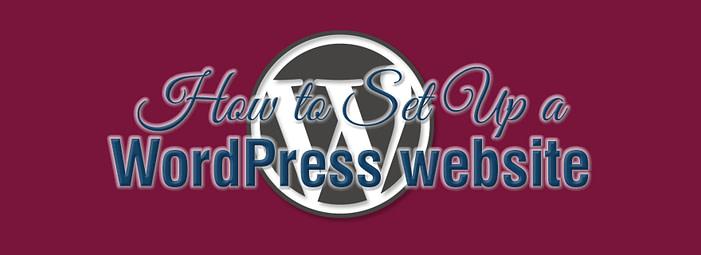 Self-hosted WordPress setup guide