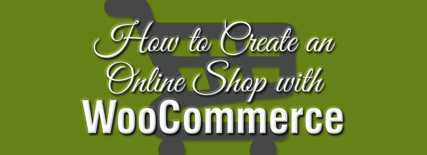 Create an online shop with WordPress and WooCommerce.