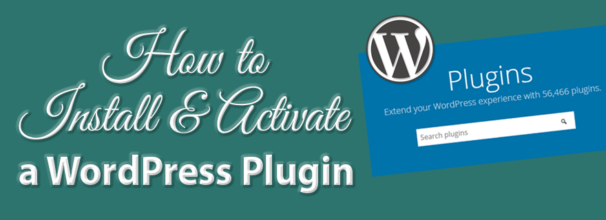 How to Install & Activate a WordPress Plugin