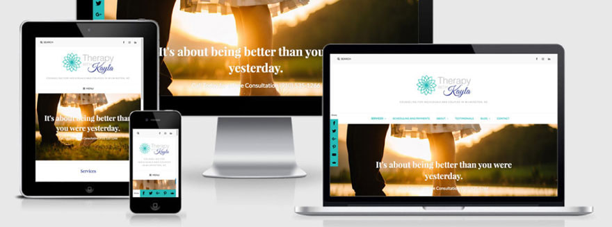 Responsive WordPress website design
