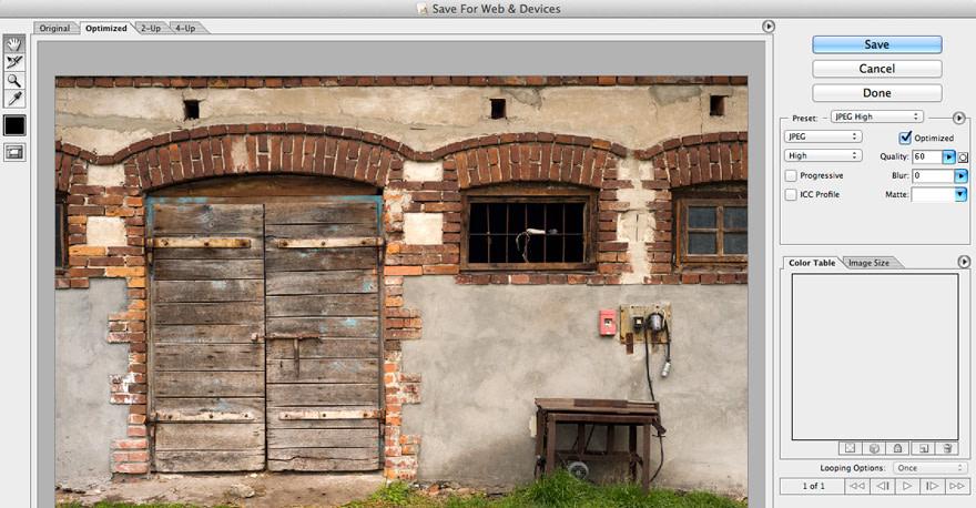 Optimizing web images for SEO